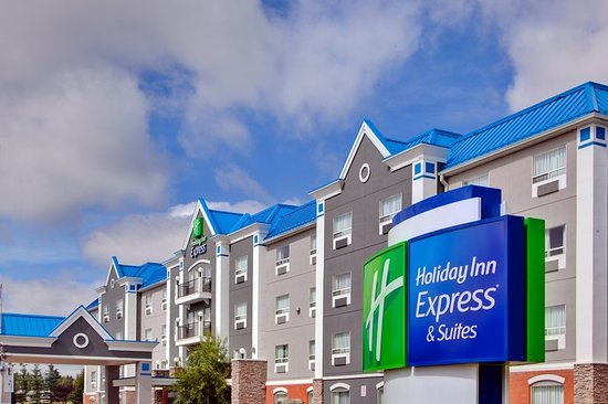 Holiday Inn Express Hotel & Suites Calgary South: Exterior