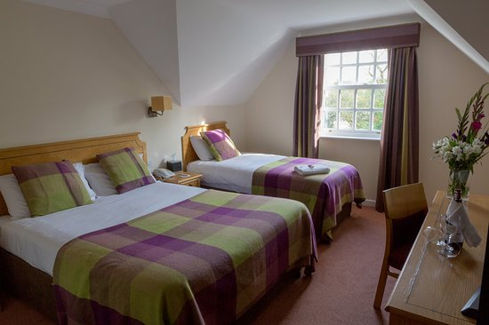 Eddleston, UK: Guest room