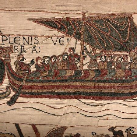 Mus e de la tapisserie de bayeux 2018 ce qu 39 il faut - Qu est ce que la tapisserie de bayeux ...