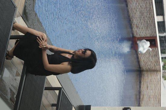 Bangkok Patio: Swimming pool 150cm