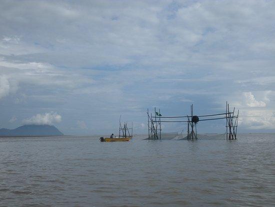Bako National Park, Malaysia: fishing
