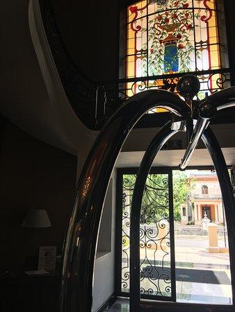 Wyndham Mérida: Great decor