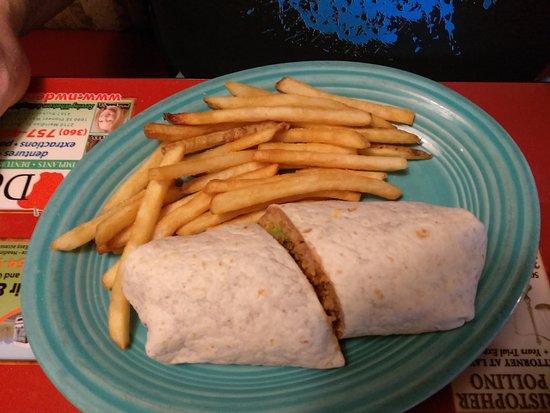 Mexico Cafe: Burrito