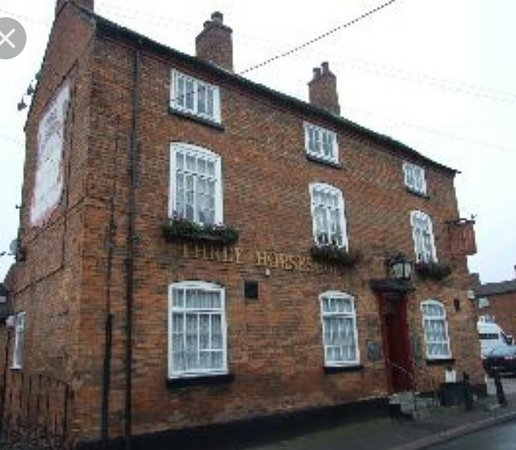 Fazeley, UK: The Three Horseshoes
