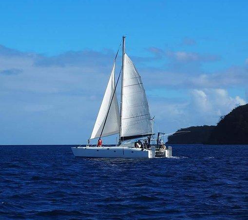 Vava'u Islands, Tonga: S/V Pukuri