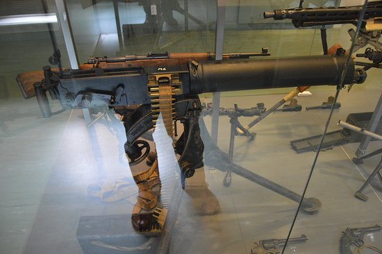 Airborne Museum Hartenstein: oorlogsmateriaal