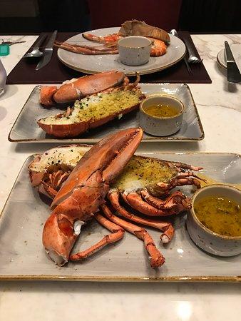 Sofitel Bangkok Sukhumvit: Dinner is yummy!