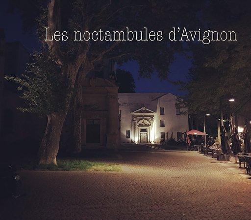 Villeneuve-les-Avignon, Prancis: Corps saint square