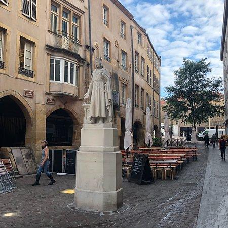 Place Saint-Louis Foto