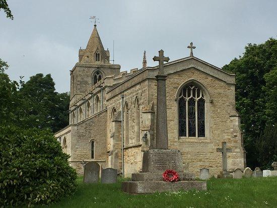 St Andrew's Church Hambleton