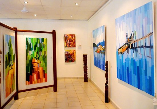 Diani Beach Art Gallery