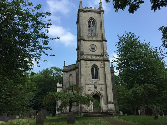 St Mary Magdalene Church Stapleford Park