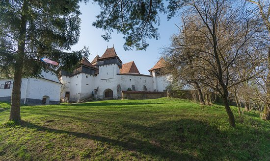 Tirgu Mures, Roumanie : Fortified Church of Viscri