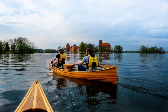 Trakai, Lituanie : getlstd_property_photo