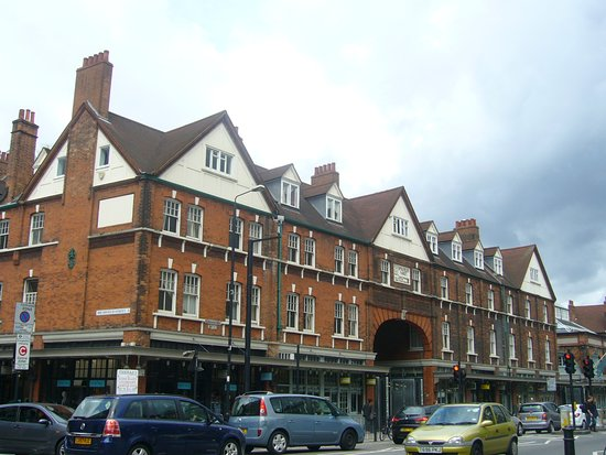 The Ten Bells: Spitalfields Market