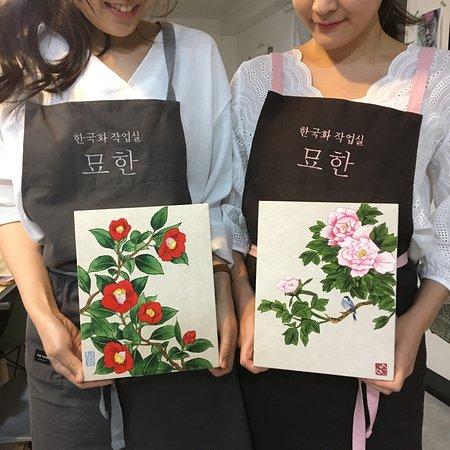 Gyeongju, كوريا الجنوبية: 원데이-작품완성수업