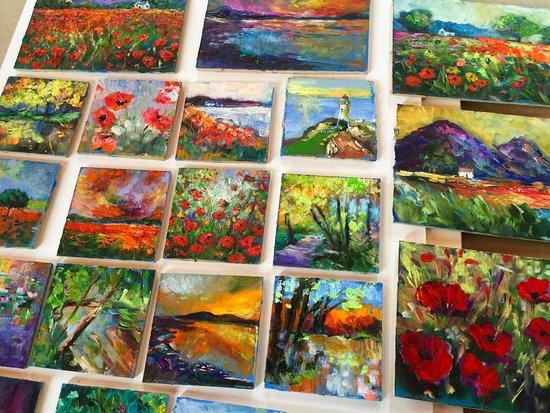 Julie Dumbarton Fine Art Painter