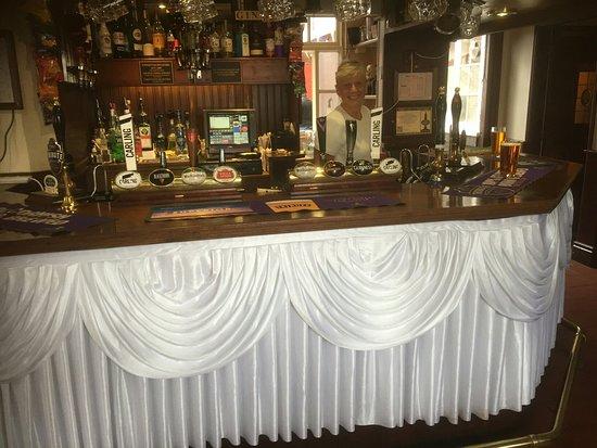 Fazeley, UK: Wedding reception