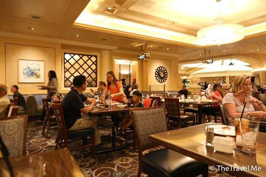 The Buffet at Bellagio, Las Vegas - Restaurant Reviews ...