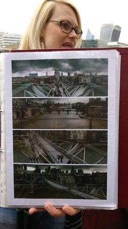 伦敦哈利波特主题漫步游(揭秘破斧酒吧+魔法部入口灵感来源地)照片