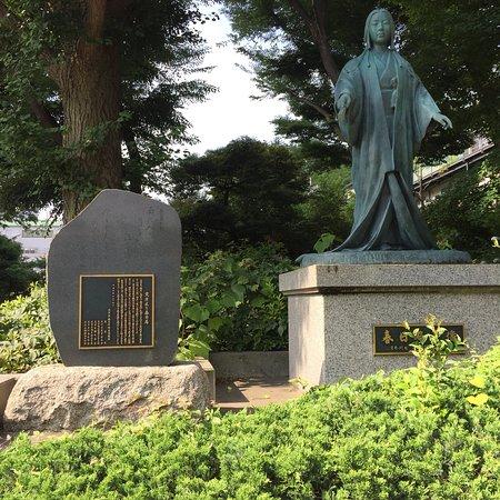 Lady Kasuga Statue
