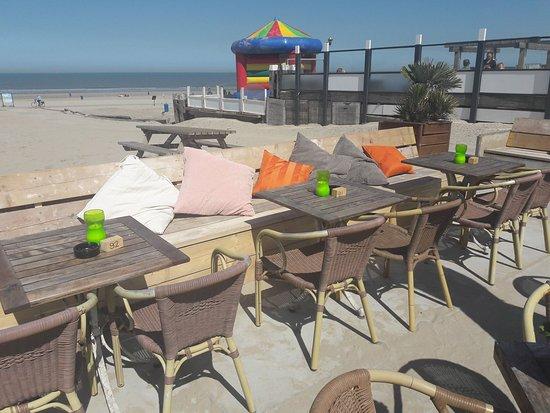 Paviljoen Zeebad Hoek Van Holland Restaurantbeoordelingen