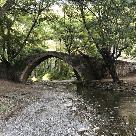 Paphos District, Siprus: A most beautiful scenery, very peaceful and for hiking lovers a great discovery.