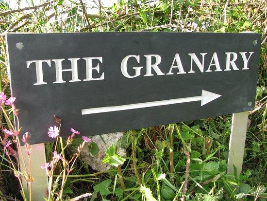 Perranwell Station, UK: The Granary at Cornish Barn Holidays