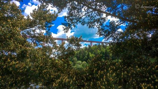 Garabit Viaduct: Viaduct Garabit