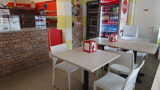 Roccaforte Mondovi, Italy: Pizzeria Doppio Zero