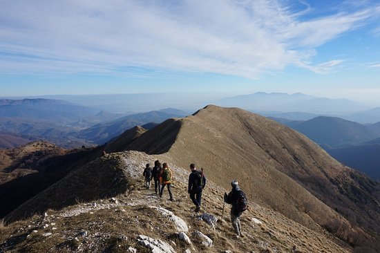 Camaiore, İtalya: Hiking in Tuscany: we will guide you off the beaten tracks