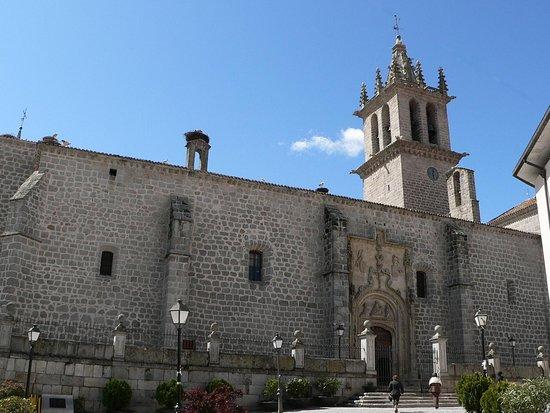 Basílica de la Asunción de Nuestra Señora de Colmenar Viejo