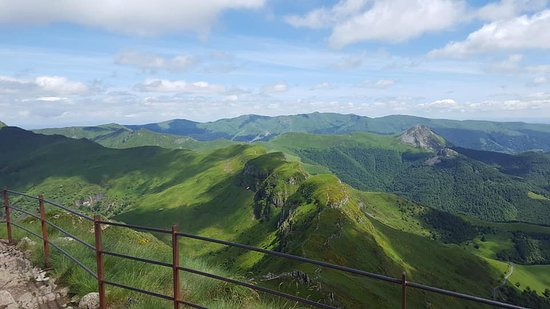 Sommet du Puy Mary Cantal