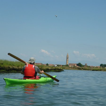 Venice Kayak Photo