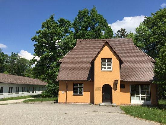 Feldafing, Alemanha: zomerhuis van Thomas Mann