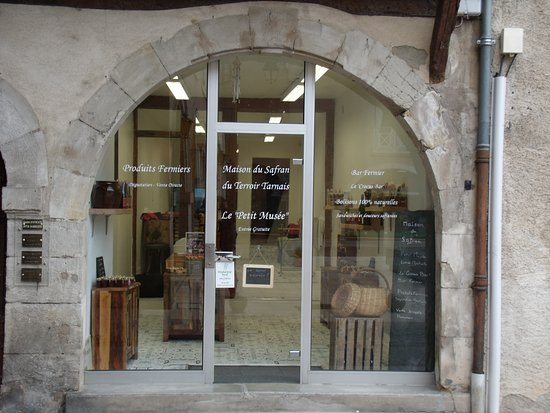 La Maison du Safran du Terroir Tarnais