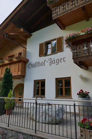 Nals, إيطاليا: Gasthof Jäger Sirmian