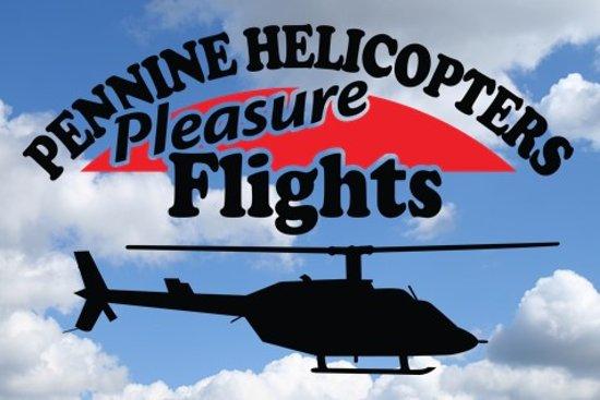 Burnsall, UK: Pennine Helicopters Pleasure Flights