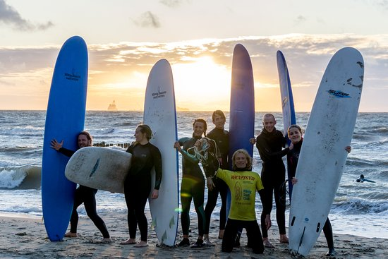 Surfing and Surf Preparation Club - Konig Surf Club