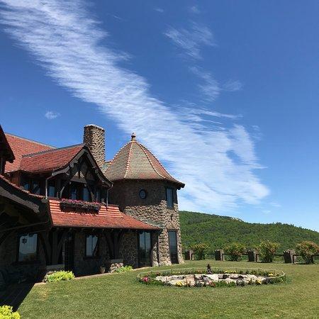 Bilde fra Castle in the Clouds