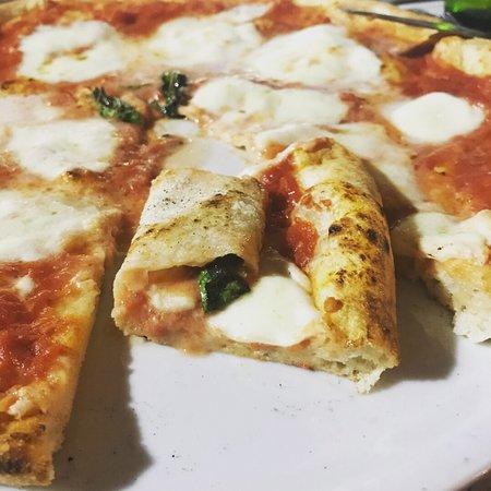 Fantastic pizza, friendly service