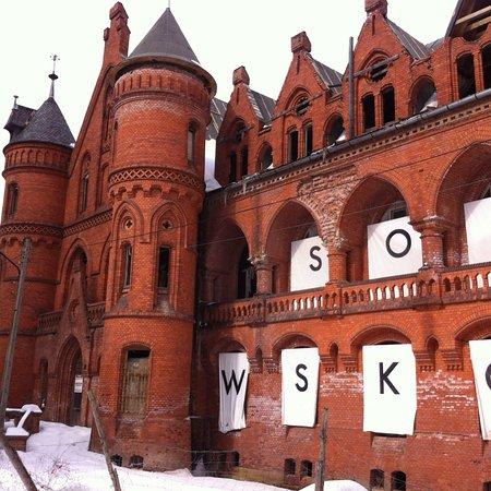 Sokolowsko, Πολωνία: Niestety w ruinie...