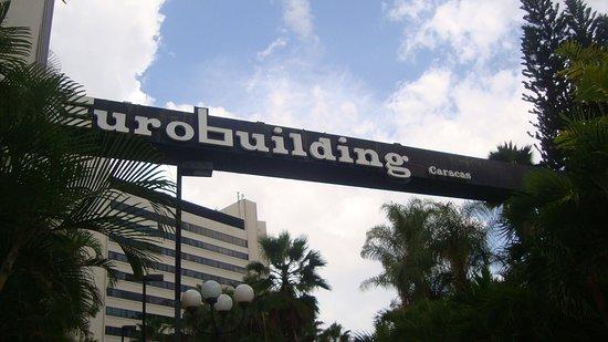 Eurobuilding Hotel and Suites Caracas: Excelente ambiente para hacer negocios