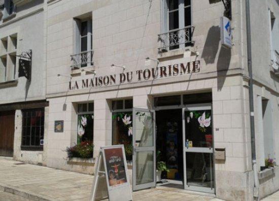Maison du Tourisme de Selles-sur-Cher - rue de Sion - getlstd_property_photo