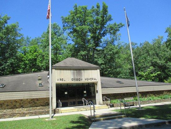 Virgil I. Gus Grissom Memorial Museum: Exterior View