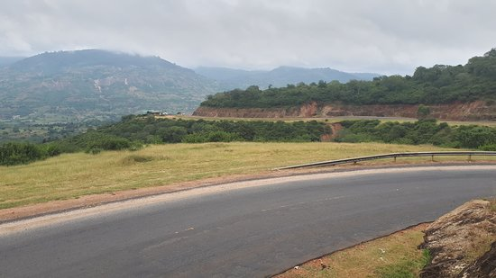 This is Makongo area from Machakos town on the Machakos Wote road