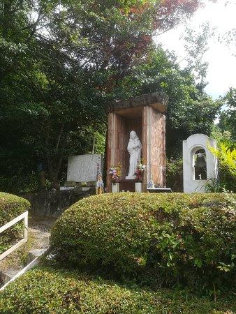 St. Mary Satue