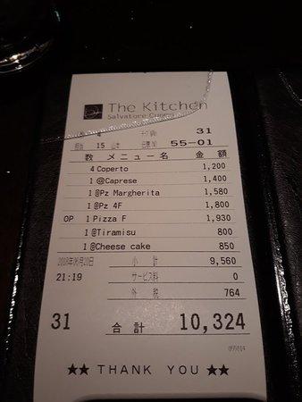 The Kitchen Salvatore Cuomo Kyoto Photo