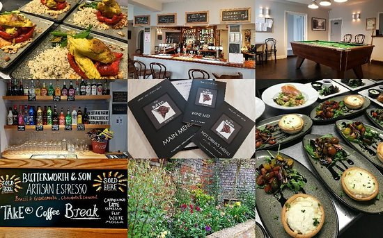 Woolpit, UK: Pub, Restaurant & Accommodation