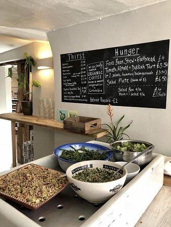The Wholefood Cafe